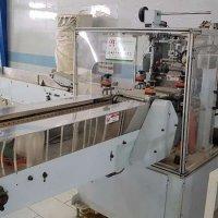دستگاه تولید دستمال کاغذی