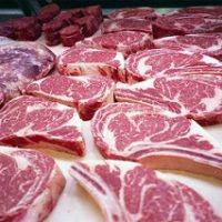 گوشت گوساله گرم – فروش بصورت تناژ