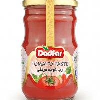 رب گوجه دادفر 680 گرمی – شل 12 تایی