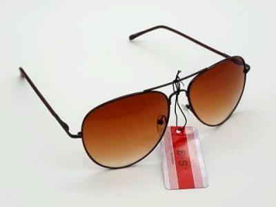 عینک آفتابی دسته فلزی B.S Glasses