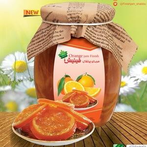 فروش مربای پرتقال خانگی