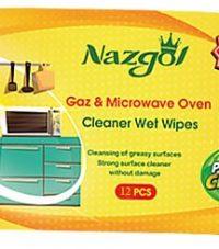 دستمال مرطوب گاز پاک کن