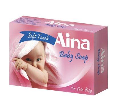 صابون حمام بچه آینا