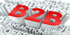 معاملات b2b