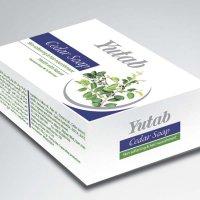 صابون گیاهی سدر یوتاب ۹۰ گرمی – کارتن ۴۸ تایی